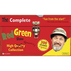 Red Green: The Complete Red Green Show High Quantity Collection