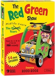 Red Green: The Midlife Crisis Years, Seasons 10-12 Box Set