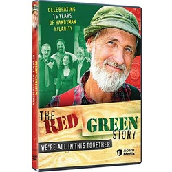 The Red Green Story DVD