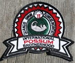 Possum Lodge Crest