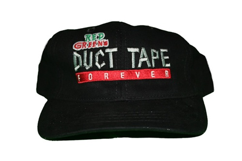duct tape forever director s cap